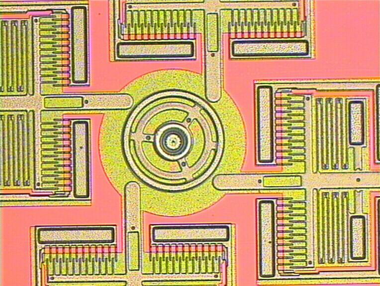 Caractérisation de microsystèmes électromécaniques (MEMS) - 1
